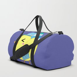 Courier Chicken Duffle Bag