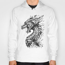 Dragon's Outrage Hoody