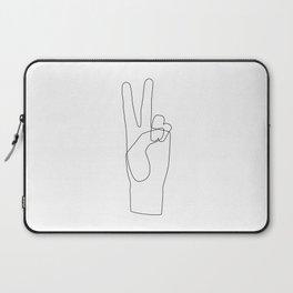 Peace Laptop Sleeve