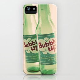 bubble up iPhone Case