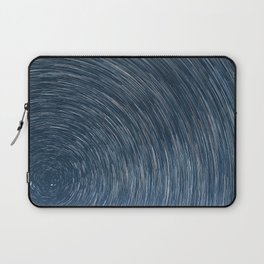 Earth's Rotation Laptop Sleeve