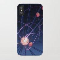 hydra iPhone & iPod Cases featuring Celestial Hydra by Ann Garrett