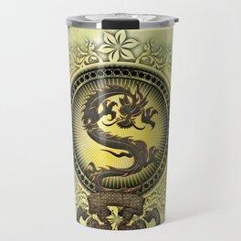 The chinese dragon Travel Mug