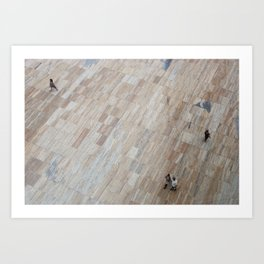 Surface #1 Art Print