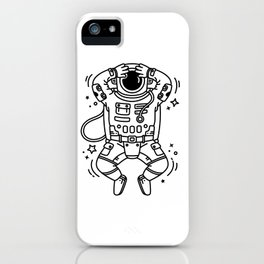 Cosmic Stranger 3 iPhone Case