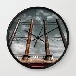 Industry Wall Clock