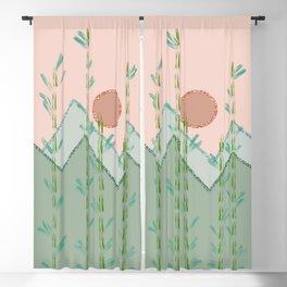 Bamboo Blackout Curtain