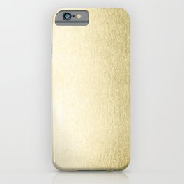Simply Gilded Palace Gold iPhone Case