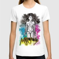 metropolis T-shirts featuring METROPOLIS by Dianah B
