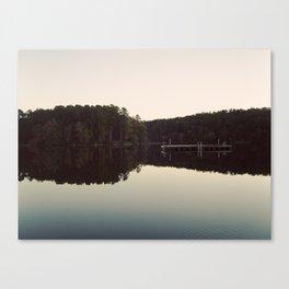 still lake Canvas Print