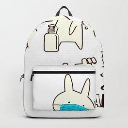 Baka Anime Shirt, Baka Gift, Japanese Baka Rabbit Slap Classic T-Shirt Backpack
