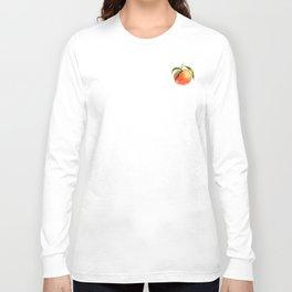 Orange Long Sleeve T-shirt
