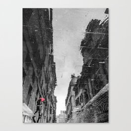 Roaming in Rome Canvas Print