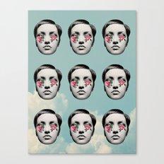 Multiplied Canvas Print