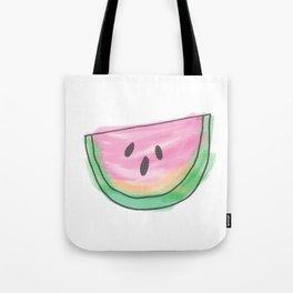 Watermelon Slice Tote Bag