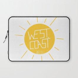 West Coast Sun Laptop Sleeve