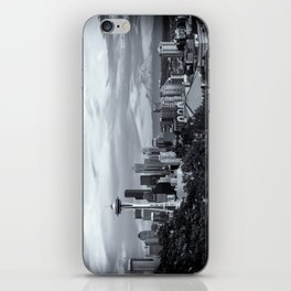 Seattle and Mount Rainier iPhone Skin