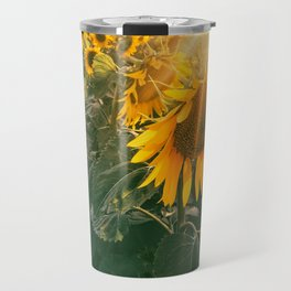 summer in the fields Travel Mug