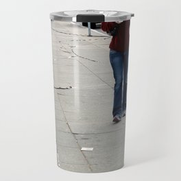 Caught Off Tape - The Extended Version Travel Mug