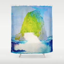 Down by Law Shower Curtain