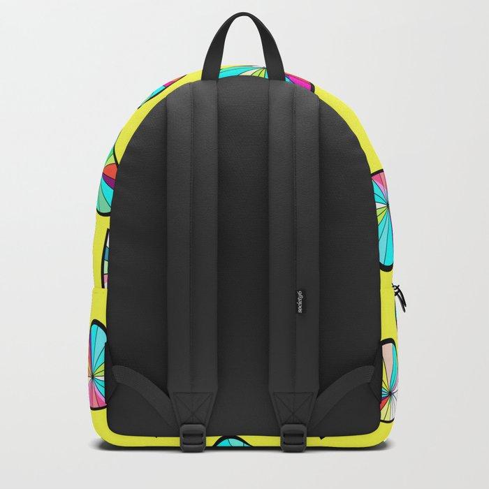 Hearts of glass II Backpack