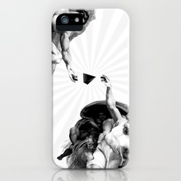 God give Secrets to Man iPhone Case