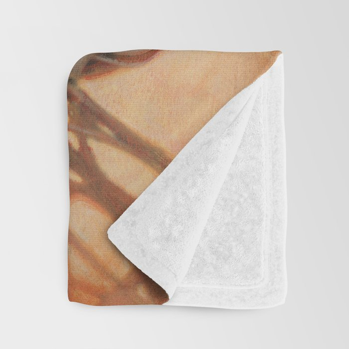 Gynoid IV Throw Blanket