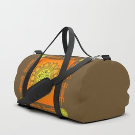 African design Duffle Bag