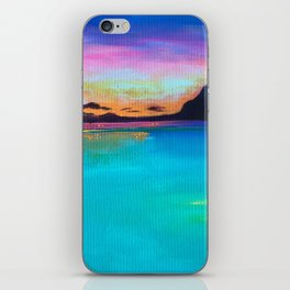 Tropical Abstract iPhone Skin