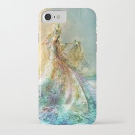 Shell Maiden iPhone Case