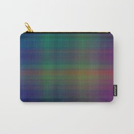 background of multicolored lines forming pictures Carry-All Pouch
