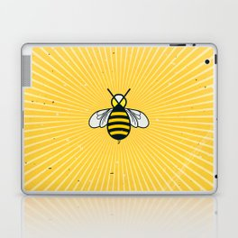 Don t worry – Bee happy – A Hell Songbook Edition Laptop & iPad Skin