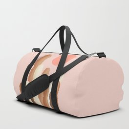Abstraction_SUN_CACTUS_Minimalism_002 Duffle Bag