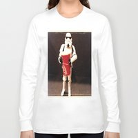 coke Long Sleeve T-shirts featuring Large Coke by Darth_Hermes