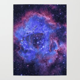 Supernova Explosion Poster