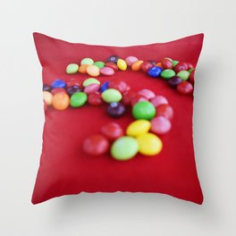 Skittle Throw Pillows For Any Room Or Decor Style Society6