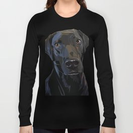 Jeb Lab Dog Long Sleeve T-shirt