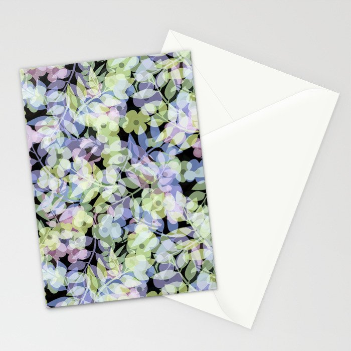 The leaf in dreams Stationery Cards