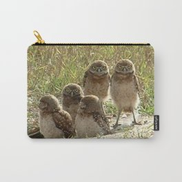 Hooties Carry-All Pouch