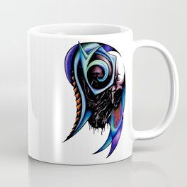Night Brain Invasion Coffee Mug