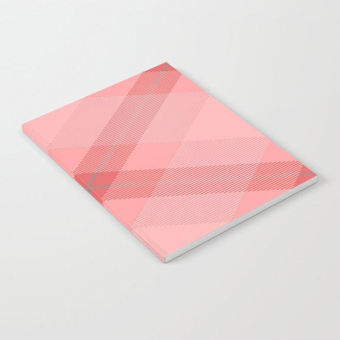 Tartan Pattern 9 Notebook
