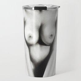 Nude Drawing Travel Mug