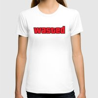 wasted rita T-shirts featuring Wasted by TxzDesign