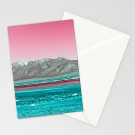 Colourful Skies Stationery Cards