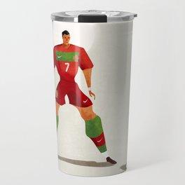 Ronaldo Travel Mug