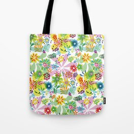Flowerpower_2 Tote Bag