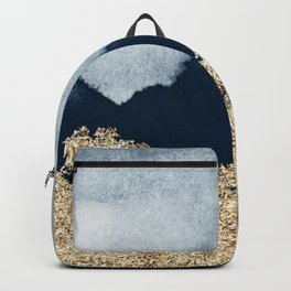 Blue gold peaks Backpack