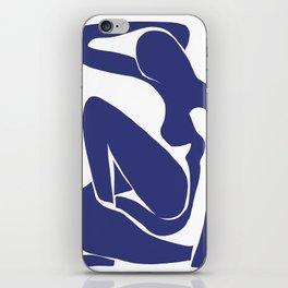 Matisse Cut Out Figure #1 iPhone Skin