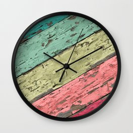 Temple of Love Wall Clock