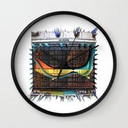 InsideSound#5 Wall Clock